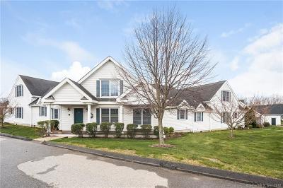 East Haddam Condo/Townhouse For Sale: 2 Banner Lane #2