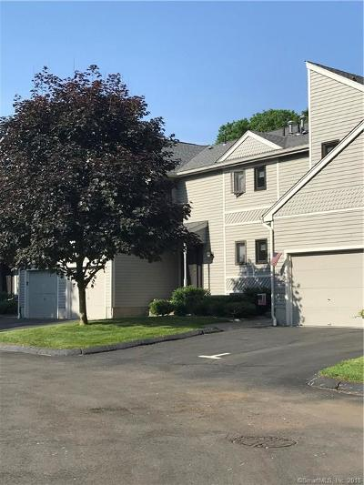 Southington Condo/Townhouse For Sale: 119 Buckland Street #3