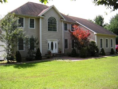 Wolcott Single Family Home For Sale: 67 Coe Road