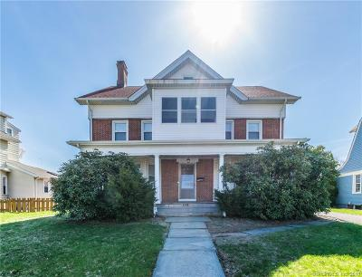 Hartford Single Family Home For Sale: 559 New Britain Avenue