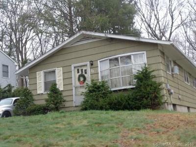 Meriden Single Family Home For Sale: 29 Hillcrest Avenue
