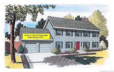 Seymour Single Family Home For Sale: 1 Jennifer (Lot#29) Lane
