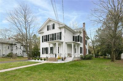 Wallingford Single Family Home For Sale: 443 North Main Street