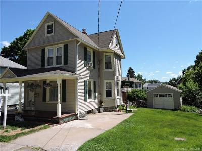 Naugatuck Single Family Home For Sale: 29 May Avenue