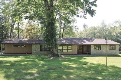 Woodbury Single Family Home For Sale: 62 Heritage Drive