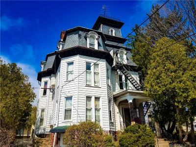 East Windsor Multi Family Home For Sale: 88 Main Street