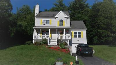 Torrington Single Family Home For Sale: 423 Clearview Avenue