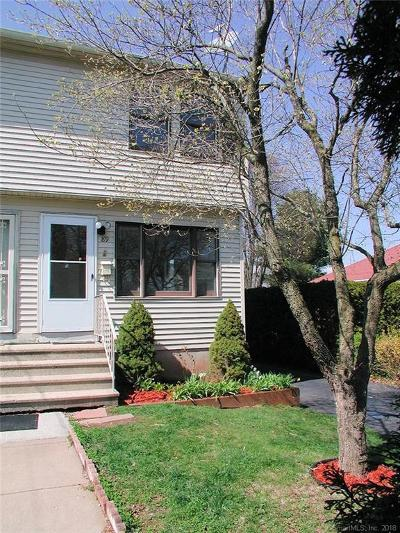 Wethersfield Condo/Townhouse For Sale: 89 Oxford Street #89
