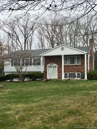 Torrington Single Family Home For Sale: 243 Oxbow Drive
