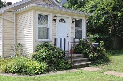 Wallingford Single Family Home For Sale: 69 Sylvan Avenue