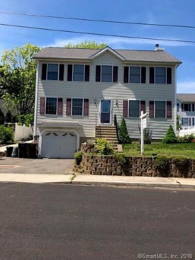 Naugatuck Single Family Home For Sale: 43 Charles Street