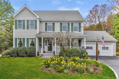 Norwalk Single Family Home For Sale: 19 Getner Trail #19