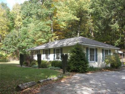 Roxbury Single Family Home For Sale: 108 B Wellers Bridge Road
