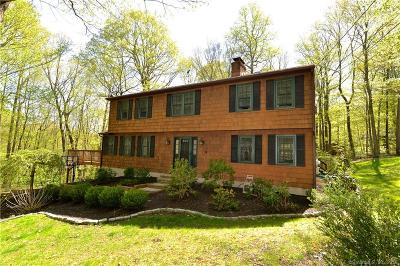 NEWTOWN Single Family Home For Sale: 33 Key Rock Road