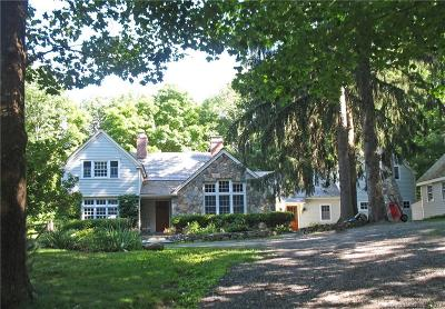 Redding Single Family Home For Sale: 99 Cross Highway