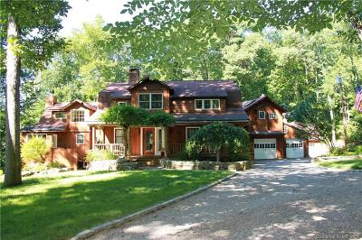 Newtown Single Family Home For Sale: 146 Taunton Hill Road