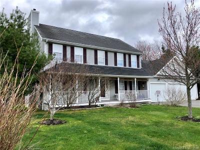 Torrington Single Family Home For Sale: 34 Silver Brook Lane