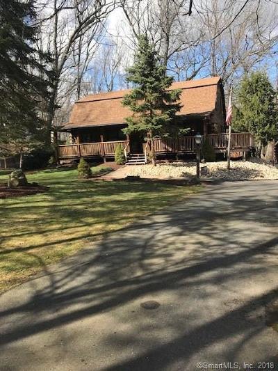 Farmington Single Family Home For Sale: 120 Red Oak Hill Road