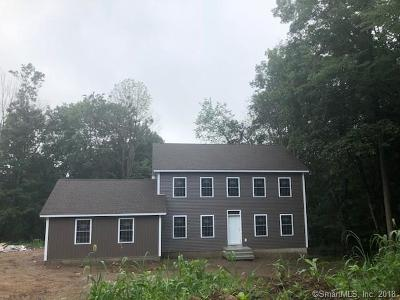 Plymouth Single Family Home For Sale: 1 Lane Hill Road