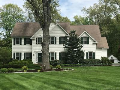 New Milford Single Family Home For Sale: 20 Wood Creek Road