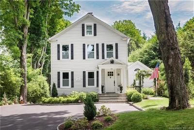 Ridgefield Single Family Home For Sale: 12 North Street