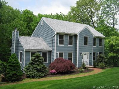 Cromwell Single Family Home For Sale: 12 Summer Brook Lane