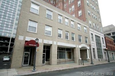 New Haven Condo/Townhouse For Sale: 124 Court Street #802