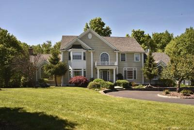 Easton Single Family Home For Sale: 50 Abbey Road