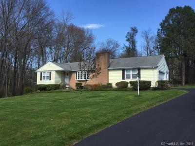 Orange Single Family Home For Sale: 497 Ridgeview Road