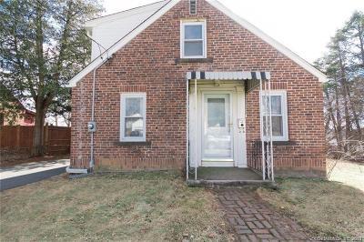 New Britain Single Family Home For Sale: 74 Pinehurst Avenue