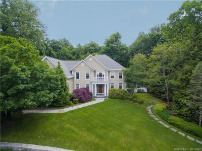 Trumbull Single Family Home For Sale: 36 Hidden Pond Lane