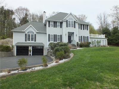 Monroe Single Family Home For Sale: 1175 Monroe Turnpike