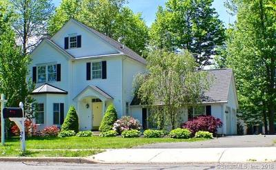 Naugatuck Single Family Home For Sale: 18 Wild Cherry Drive