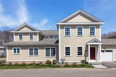 Madison Condo/Townhouse For Sale: 67 Boston Post Road #8