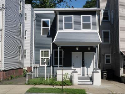 New Haven Multi Family Home For Sale: 52 Nash Street