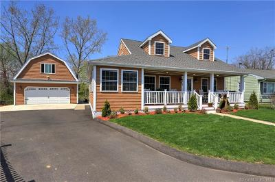 Milford CT Single Family Home For Sale: $498,500