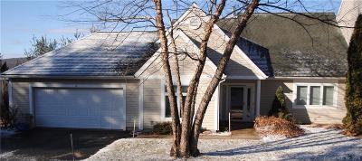Condo/Townhouse For Sale: 4 Litchfield Lane #4