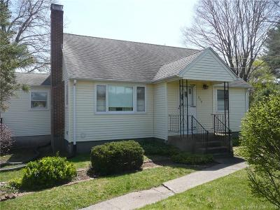 Berlin Single Family Home For Sale: 272 Deming Road