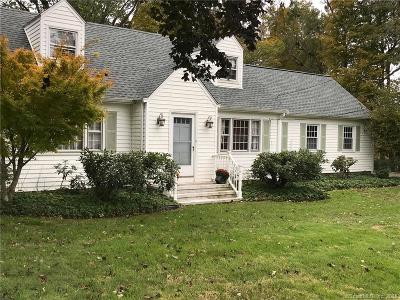 New Haven County Single Family Home For Sale: 24 Chauncey Road