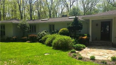 Weston Single Family Home For Sale: 15 Trails End Road