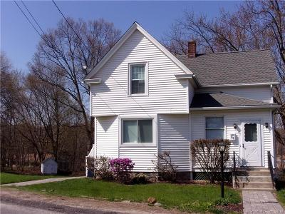 Watertown Single Family Home For Sale: 89 Hungerford Avenue