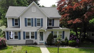 Avon Single Family Home For Sale: 77 New Road