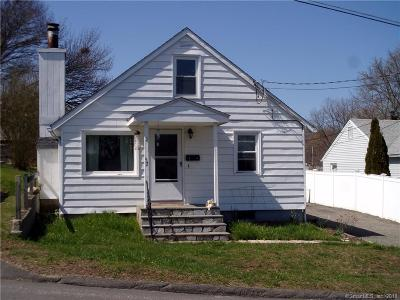 Watertown Single Family Home For Sale: 52 Camp Street