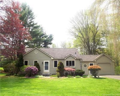 Cheshire Single Family Home For Sale: 825 Allen Avenue