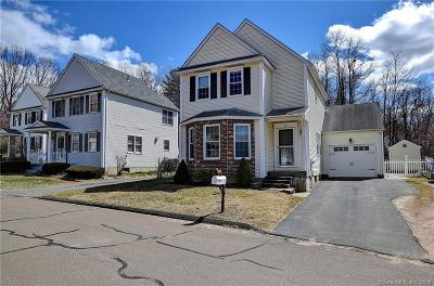 South Windsor Condo/Townhouse Show: 24 Bissell Court #24