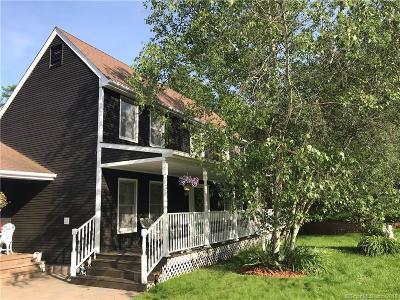 Bristol Single Family Home For Sale: 154 Castle Road