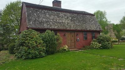 Wethersfield Single Family Home For Sale: 130 Maple Street