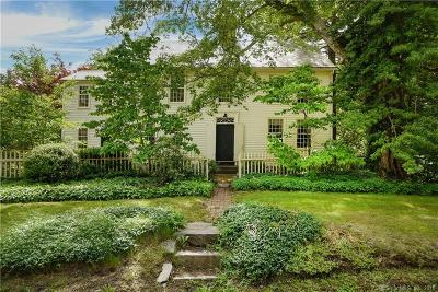East Hampton Single Family Home For Sale: 105 Middle Haddam Road