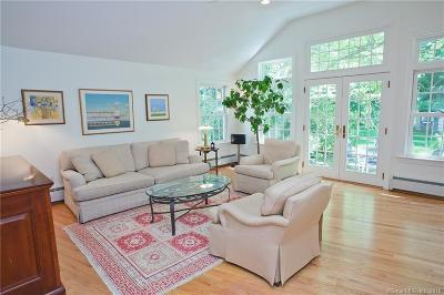 Simsbury Single Family Home For Sale: 4 David Drive