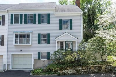 New Canaan Condo/Townhouse For Sale: 42 Heritage Hill Road #G
